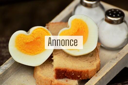 Start dagen med morgenmad med æg