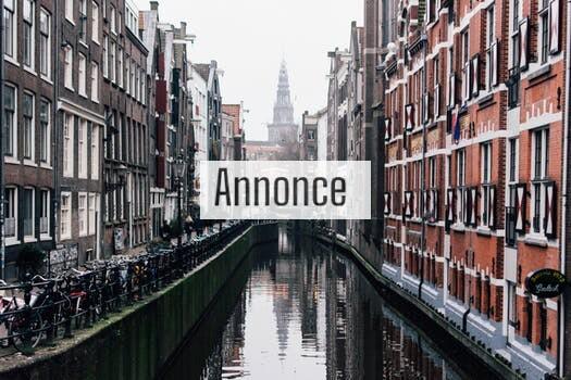 Fyld energidepoterne op i Amsterdam